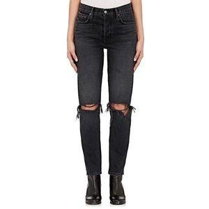 GRLFRND Karolina Black High Rise Jeans Size 29